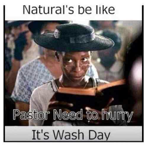 Top 10 Natural Hair Memes  Entwinenaturally
